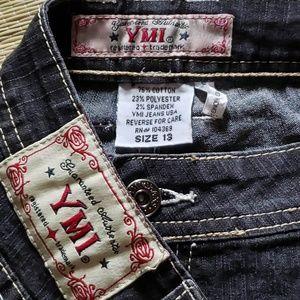 YMI Jeans - Size 13 Stretch - GUC
